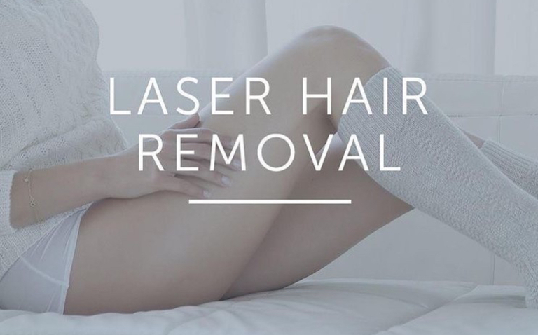 Now is a great time to begin laser hair removal sessions